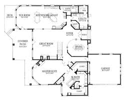 colonial style house plan 4 beds 3 50 baths 5776 sq ft plan 17 2368