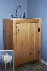 upcycled pallet utility sink u2026 pinteres u2026