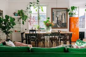 Green Velvet Dining Chairs Green Velvet Dining Room Eclectic With Gr N Soffa Eclectic Pendant