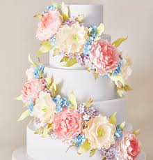bespoke wedding cakes bespoke wedding cakes london the enchanting cake company