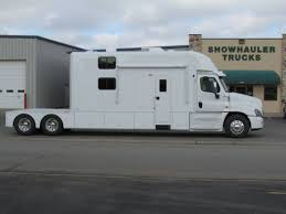 18 wheeler volvo trucks for sale showhauler motorhome conversions