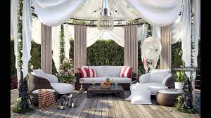 Gazebo Curtain Ideas by Cool Gazebo Decorating Ideas Youtube