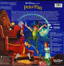 Peter Pan S Home by Peter Pan Cav Disney Laserdisc Rare And 50 Similar Items
