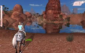 games howrse virtual worlds teens
