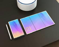 si e de pliable samsung galaxy x le smartphone pliable fait sa première apparition