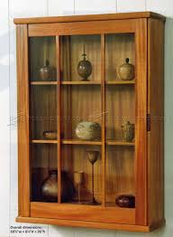 curio display cabinet plans 2892 wall display cabinet plans furniture plans woodworking