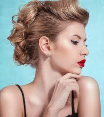 Hochsteckfrisurenen Irokese by Ausgefallene Hochsteckfrisur Für Halblange Haare