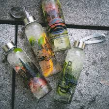 Travel bottle series i bundle