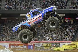 monster truck night fire thrills spectacular