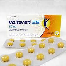 Daftar Obat Cataflam 25mg untuk anak