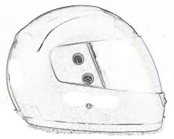 halo motorbike helmet thomas tilley
