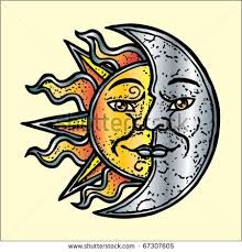 10 sun and moon icon images sun and moon symbols sun moon icon