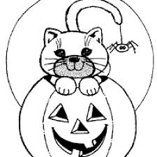 pumpkin halloween coloring pages funycoloring
