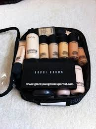 grace young my freelance makeup kit mac zuca traincase