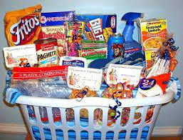 basketball gift basket basketball gift basket wy bsket ideas diy player baskets