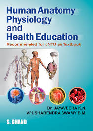 Human Anatomy And Physiology Books Human Anatomy Physiology And Health Education By Dr Vrushabendra