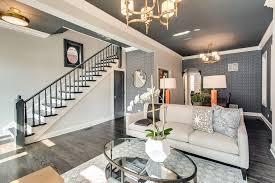 livingroom design ideas living room design contemporary living room with wallpaper and