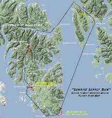 Ketchikan Alaska Map by Return To Misty Moorings Misty Missions