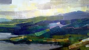 landscape painting artists abstract landscape painting zlatko