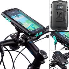 bicycle waterproofs ultimateaddons bicycle waterproof case for galaxy s7 with bike