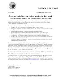 Resume Objective Statement Sample Resume Objective Example For Summer Job Templates