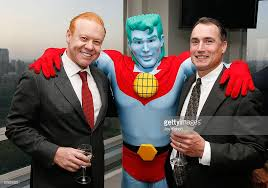 Captain Planet Halloween Costumes Ted Turner Hosts Captain Planet Green Nyc Reception Photos