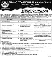 Beautician Jobs Punjab Vocational Training Council Required Staff In Sargodha