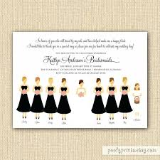 bridesmaids luncheon invitations bridesmaid luncheon invitations and blush winter wreath