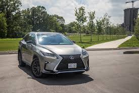 lexus rx 350 review 2017 lexus rx 350 f sport canadian auto review