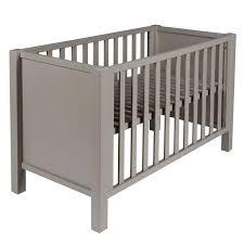 chambre bebe taupe lit bébé design taupe quax cocon idéal pour bébé