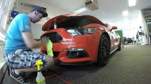 Window Tinting Rochester Ny 16 Mustang Gt Tint And Paint Protection Film Install Video Youtube