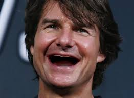 Teeth Meme - create meme tom cruise without the tooth tom cruise without the