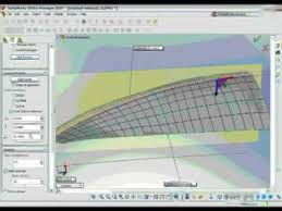 how to design a boat hull in solidworks free form demo youtube