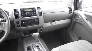 white nissan frontier 2007 nissan frontier avalanche white stock 12983p interior