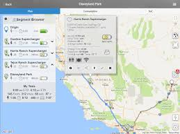 Tesla Supercharger Map Ev Trip Optimizer For Tesla Android Apps On Google Play