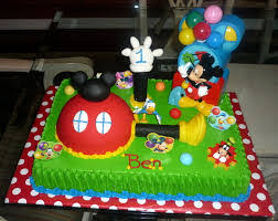 mickey mouse clubhouse birthday cake birthday cakes images mickey mouse clubhouse birthday cakes