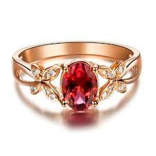 ruby stone rings images Ruby stone rings at rs 5000 unit lajpat nagar 2 new delhi jpg