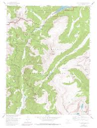 Reston Virginia Map by Hiking Mt Ida