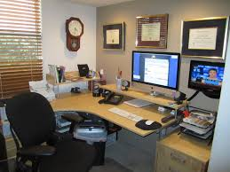 Interior Design For Home Office Simple 80 Custom Home Office Desks Decorating Inspiration Of Best