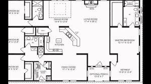 open plan house plans 4 bedroom 3 bath open floor plan inspirational floor plans house