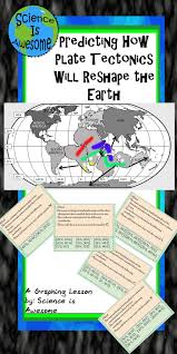 19 best tectonic plates images on pinterest plate tectonics