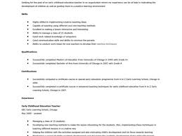 25 sample resume for teachers with experience perfect samples of