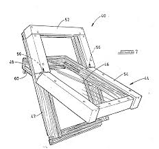 window in plan patent ep0456081a1 a hinge suitable for use in a roof window