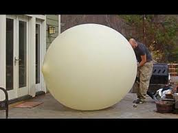 Challenge Russian Hacker Russian Hacker Inflates A 40 Weather Balloon And