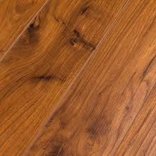 Harmonics Laminate Flooring With Attached Pad by Kraus Cameo Hampton Cherry Cam901 Laminate Flooring