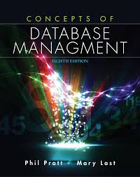 concepts of database management 8th edition 9781285427102 cengage