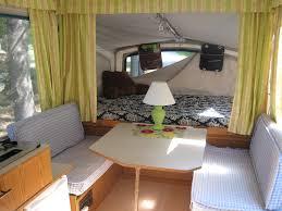camper renovation withal rv living room remodel mid renovation