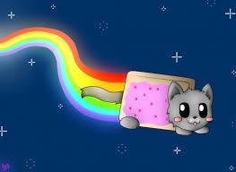 Rainbow Meme - create meme nyan cat nyan cat nyan cat rainbow cat