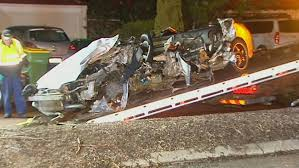 crash tragedy dad u0027s last goodbye to son as double fatality rocks