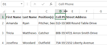 excel 2013 modifying columns rows and cells full page